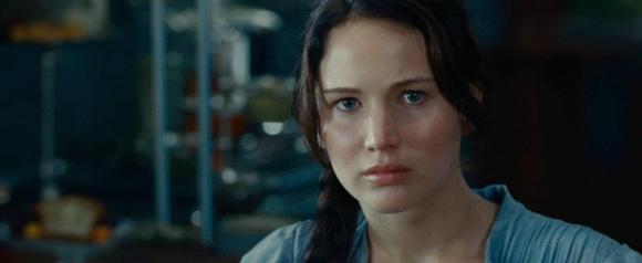 Movie Still: Katniss Before The Reaping