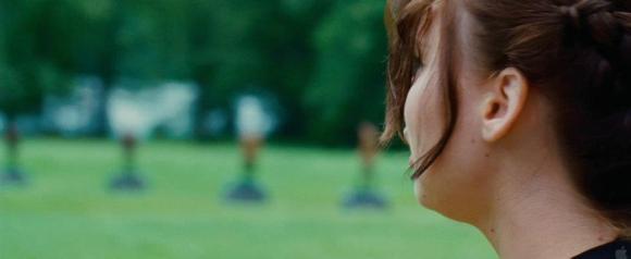 Movie Still: Katniss