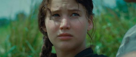 Movie Still: Katniss