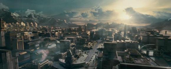 Movie Still: The Capitol