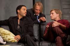 Cinna, Haymitch & Peeta