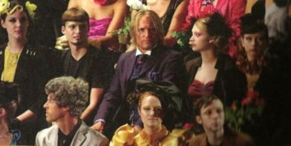 Haymitch & The Capitol People