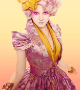 Effie in Pink & Yellow
