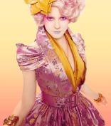 Effie in Pink & Yellow