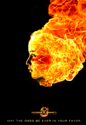 Fan Art: Girl on Fire