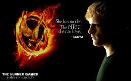 Quote Poster: Peeta