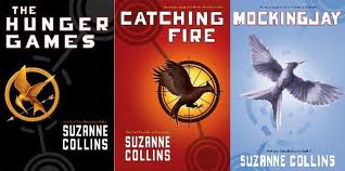 The Hunger Games, Catching Fire & Mockingjay