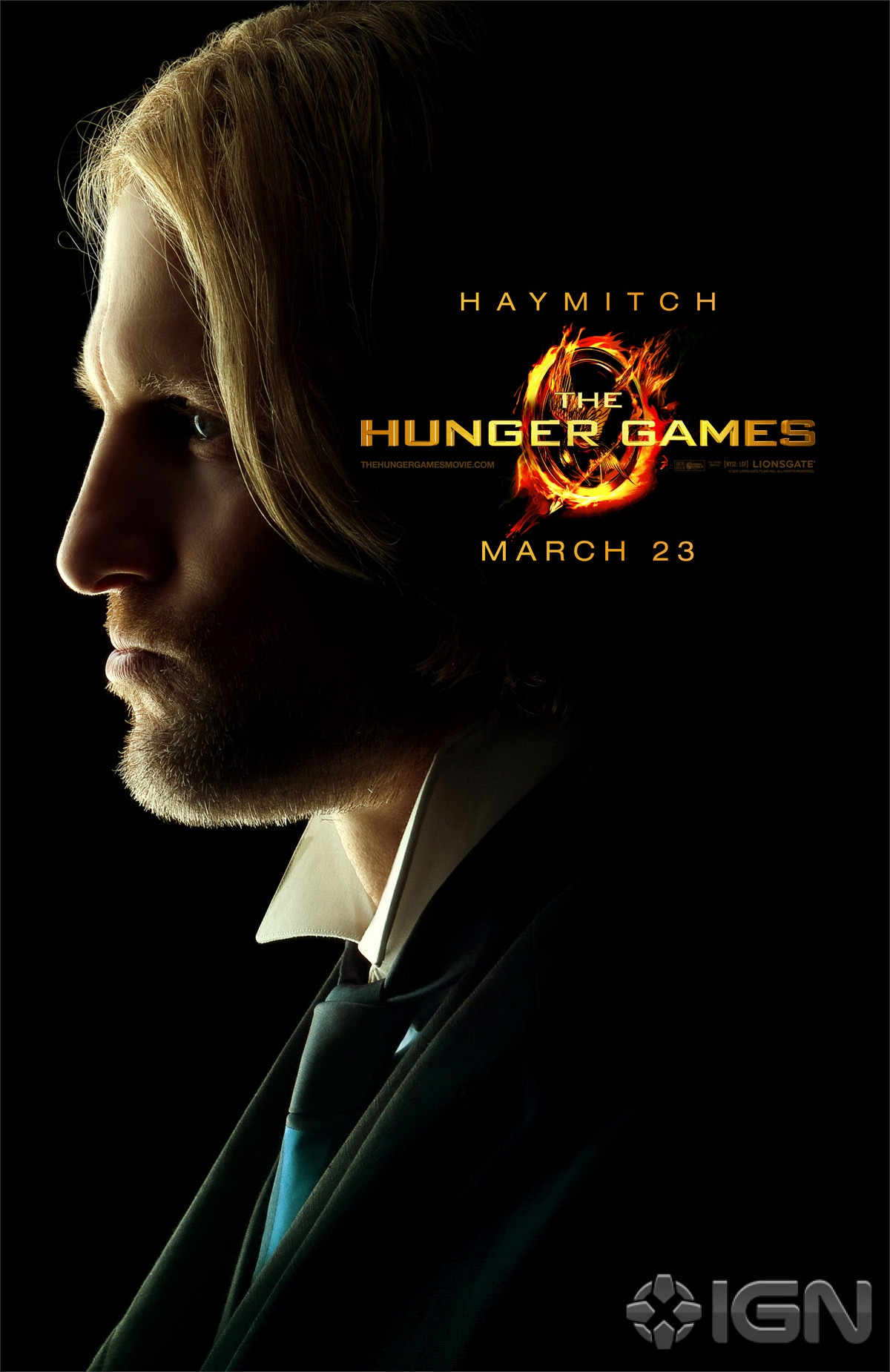 Does Haymitch die in The Hunger Games? - Answers