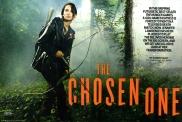 Katniss in EW Magazine