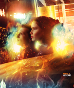 Fan-Made Photo: Peeta & Katniss
