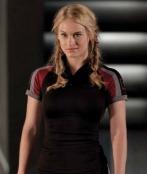 Movie Still: Glimmer in a Training Uniform