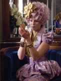Movie Still: Effie's Checking Her Makeup