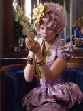 Movie Still: Effie's Checking Her Makeup