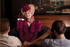 Movie Still: Effie, Peeta & Katniss