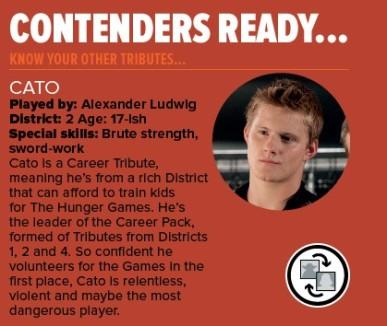 Tributes: Cato