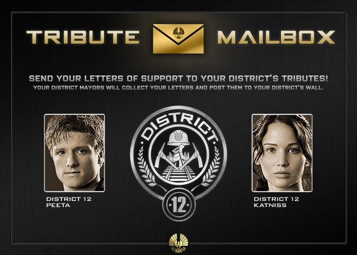 The Capitol Posts Letters Of Support On Facebook The Hunger Games