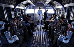 Movie Still: Tributes in Hovercraft