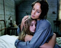 Movie Still: Katniss & Prim before The Reaping