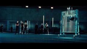 Movie Still: Training Room