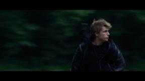 Movie Still: Peeta Running Toward The Cornucopia
