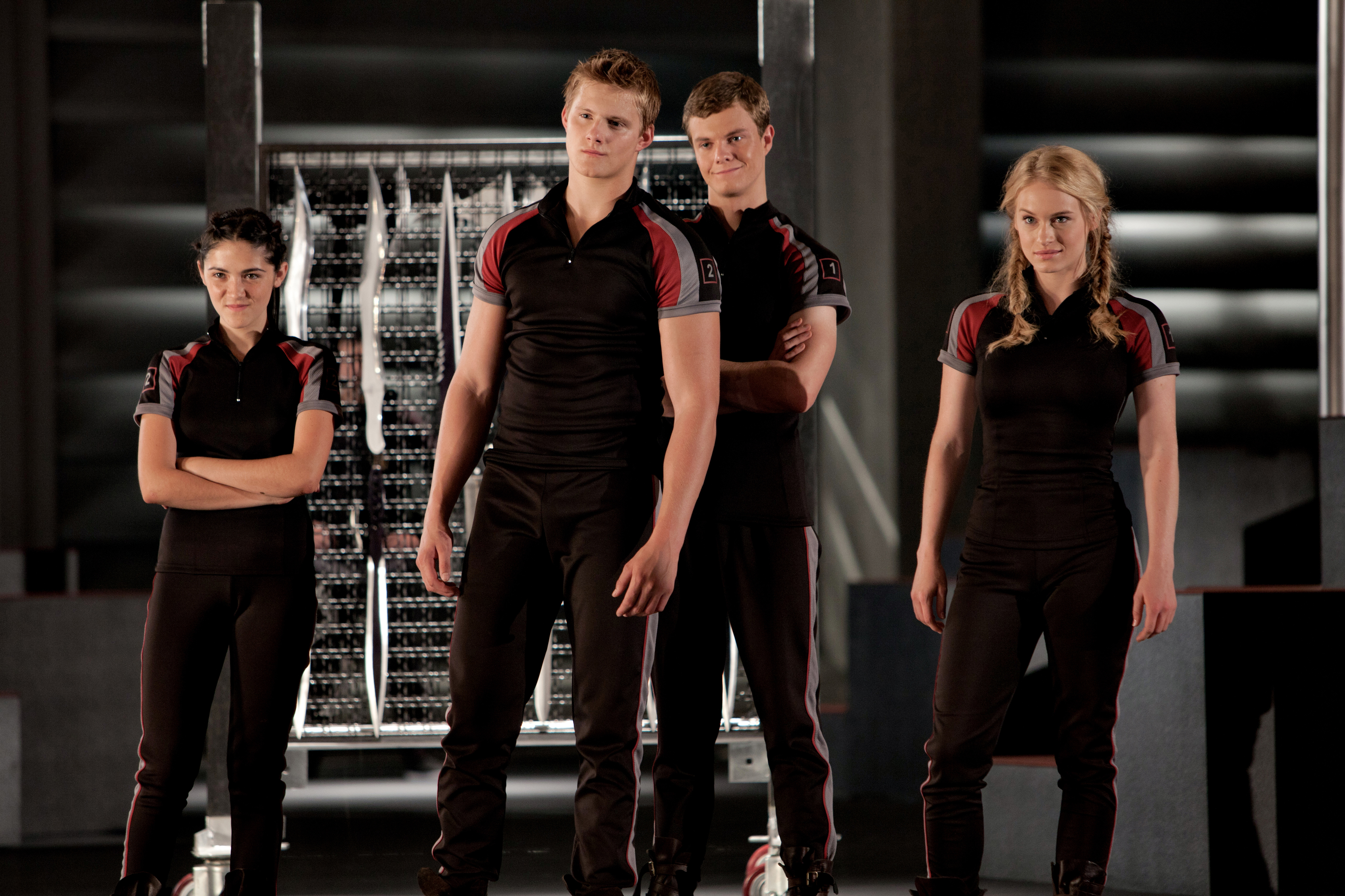 hunger games A hunger games concert tour is coming to the uk this summer the show follows previous set-ups where movies like la la land and jurassic park were scored live by an orchestra the first movie in the hunger games.