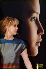 Jennifer Lawrence Fans Event in Madrid