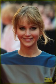Jennifer Lawrence Fans Event in Madrid