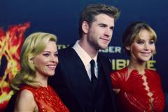 Berlin Premiere: Elizabeth, Liam & Jennifer