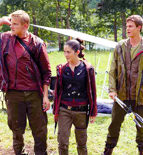 Marvel Hunger Games Jack Quaid Mine Hunger Games Marvel