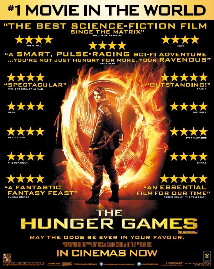 eyesurfing hunger games movie - photo #25