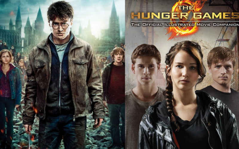 If The Hunger Games Characters Had To Join Hogwarts Houses The